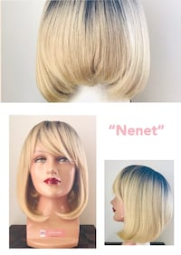 Very Pretty Short Blonde Wig! Calgary, T2P