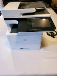 HP LASERJET ENTERPRISE FLOW MFP M527 PRINTER Las Vegas, 89129