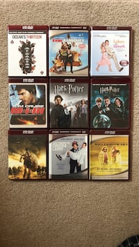 HD DVD Movie Collection