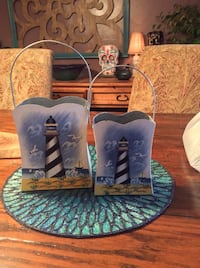Lighthouse decoration rustic Pittsburgh, 15120
