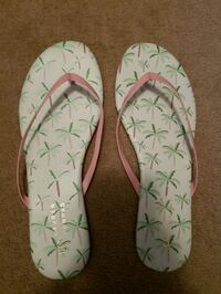 Brand New Lauren Conrad Flip Flops Kitchener, N2E 4C7