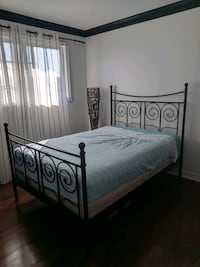 Ikea Noresund double bed Mississauga, L4T 2T2