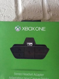 Xbox one headset adapter Richlands, 28574