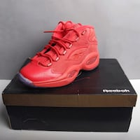 Reebok Question Mid Teyana T Sz. 9 Portsmouth, 23701