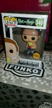Morty chase funko pop (FIRM PRICE) Toronto, M1L 2T3