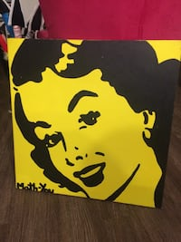 Art Canvas Painting
