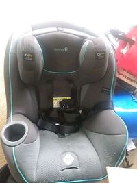 black and blue car seat Wixom, 48393