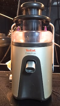 stainless steel and black Bosch coffeemaker