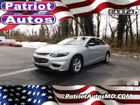Chevrolet Malibu 2018 Baltimore