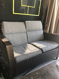 3 club chairs and 1 loveseat  Windsor, N9A 2M2