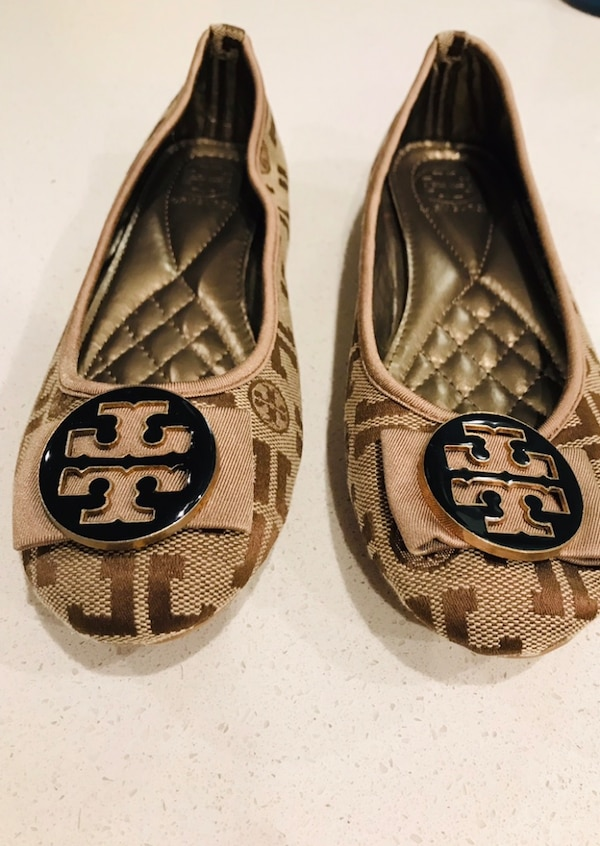 040060351140 Used Tory Burch ballet flats for sale in San Jose - letgo