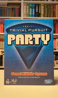 TRİVİAL PURSUİT PARTY