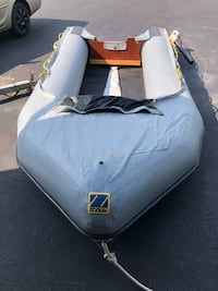 Zodiac 11.5' inflatable, aluminum floor, 9.9 hp Mercury short shaft Harpers Ferry, 25425