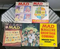 MAD Magazines from 70s 80s 90s Rockville, 20852