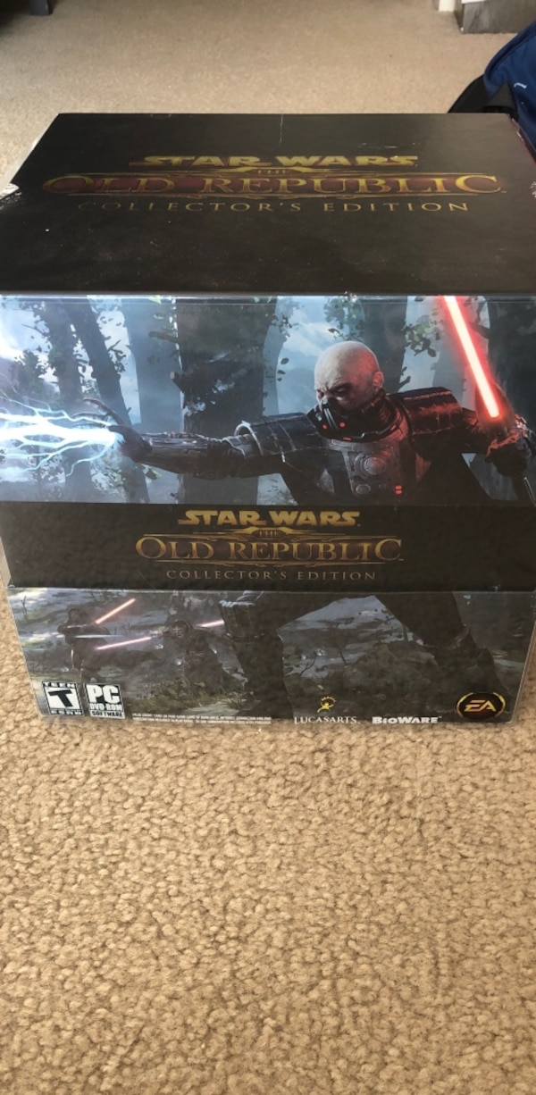 Star Wars Old Republic Collector's Edition