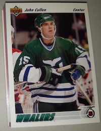 75 Variety Whalers Cards... $5 Firm For 75 Cards. Calgary