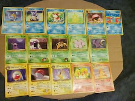 *MINT Japanese pokemon collection