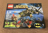 Reduced!!! BATMAN LEGO Man-Bat Attack's , 11220