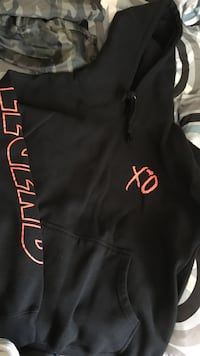 The weeknd tour hoodie size m Delta, V4E 2H2