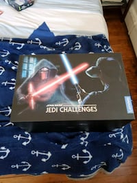 Star Wars Jedi Knight Challenges By Lenovo