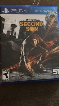 Sony ps4 infamous  Norfolk, 23505