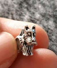 Dog Charm, not authentic