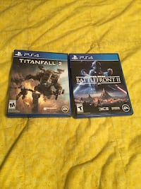 TitanFall 2 and BattleFront 2
