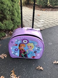 purple and pink Minnie Mouse backpack Clarksville