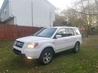 2007 Honda Pilot 4WD 3th row seats Milford