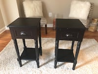 Night Stand/Side tables Alexandria, 22303