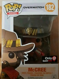 American McCree Overwatch POP! Vinyl figure Mississauga, L5L