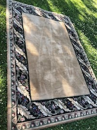 gray and black area rug Warminster, 18974