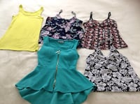 Summer outfit all in excellent conditions all size S Hamilton, L8V 4K6