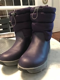 Land's End Insulated Purple Women's Snow Boots size 7 Raleigh, 27603