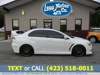 2015 Mitsubishi Lancer Evolution 4dr Sdn GSR Final Edition Piney Flats, 37686