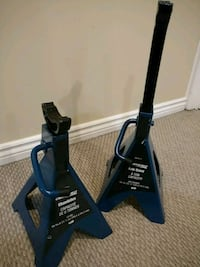 Axle stands/Jack stands. 6 ton capacity 560 km