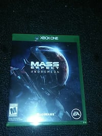 Xbox One Mass Effect Andromeda case Effort, 18330