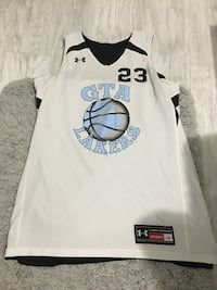 Under armour lakers jersey Toronto, M6S