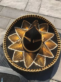 Authentic sombrero hat  Mississauga, L5W 1S7