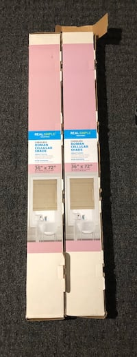 Cordless Window Shades/Blinds $25 each