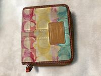 Authentic coach wallet with coin purse  Pickering, L1V 4X1