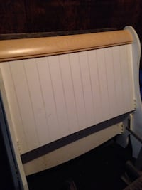 white brown and gray wooden headboard Welland, L3C 1M5