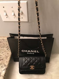 Luxury high quality Chanel crossbody with wallet new Bonita Springs