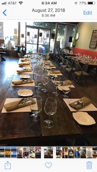 Large Farm Table Fresno, 93711