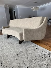 Stickley Modern Couch and Ottoman