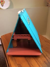 Fisher-Price A-frame house for Little People Fishkill, 12590