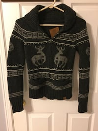 TNA wool sweater Cambridge