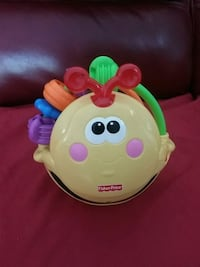 Fisher Price gigglin bee ball toy London, N6G 1N1