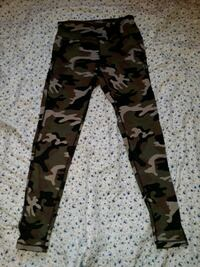 Activewear Camouflage Pants