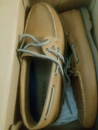 BRAND NEW IN BOX Sperry shoes mens size 12 Brookwood, 35444